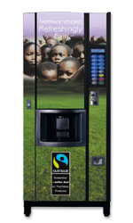 Floor Standing Vending Machines