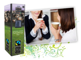 Fairtrade Vending Machine