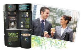 Fairtrade Vending Tower